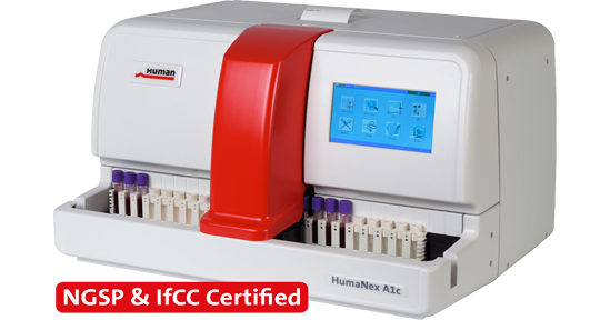 HumaNex A1c system